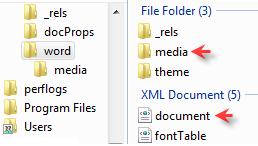Abra arquivos .DOCx no Internet Explore
