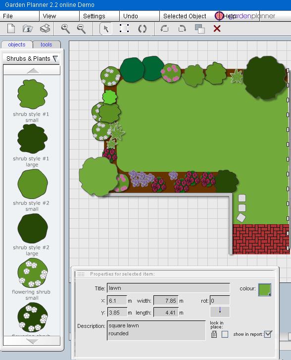 Virtual Garden Design App Garden Design App Garden Ideas