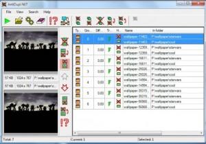 Localize e remova imagens duplicadas